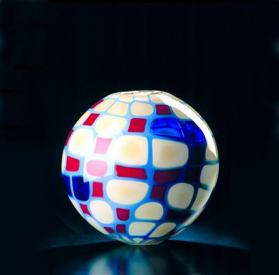 Ball Murrine Vessel by