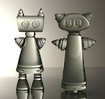 Robot pair by